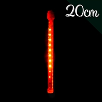 LED (5) Pack Replacement Tubes-20cm-Red