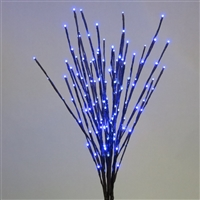 "LED 36"" Light Burst - Blue (Qty 6)"