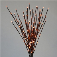"LED 36"" Light Burst - Orange (Qty 6)"