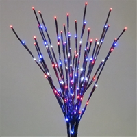 "LED 36"" Light Burst - Patriotic (Qty 6)"