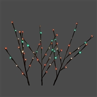 LED-Twigs - Set of 3 - Traditional (Qty 12)