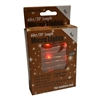 20' Micro Lights LED 60 - Copper Wire/Red - (Qty 24)