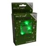 20' Micro Lights LED 60 - Green Wire/Green - (Qty 24)