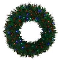 "LED Mixed Noble Wreath 30""  (Qty 4)"