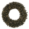 LED Mixed Noble Wreath 5'