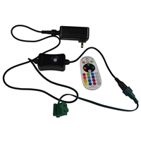 Retro RGB 12V Remote/Connector Adaptor