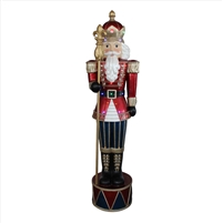 "72"" LED Nutcracker"