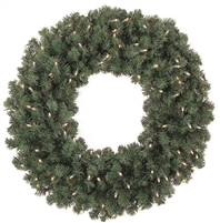 "Sierra Wreath 48"" - Clear"