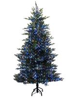 Clark Griswold Overlit Tree - 7' LED Multi