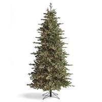 9' Majestic Cluster Light Tree - Warm White