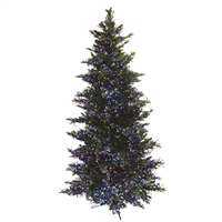 9' Majestic Cluster Light Tree - Multi