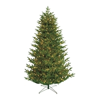 Fraser Fir Deluxe Tree 7.5' - Clear