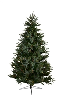 Fraser Fir Deluxe Tree 7.5' - Multi