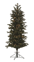 Noble Fir Tree 4.5' - Clear
