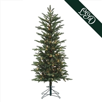 LED Fraser Fir Deluxe Tree 4.5' - Warm White