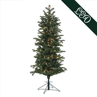 LED Noble Fir Tree 4.5' - Warm White