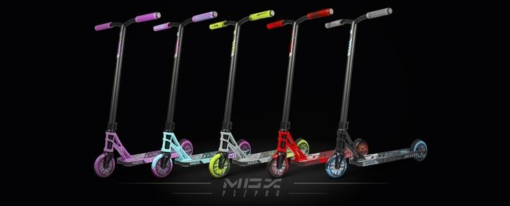 Pro, EXTREME, Mini Pro RASCAL, Kaos Stunt Scooter Madd Gear MGP Kick