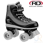 roller,derby,firestar,skate,disco,quad,black,grey