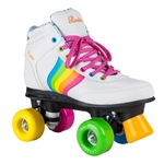 rookie,rollerskates,disco,forever,rainbow,white