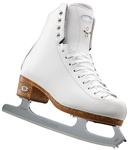 Riedell,875,Silver,Star,Senior,Boot,ice,skate
