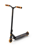 slamm,classic,black,orange,v8,complete,scooter
