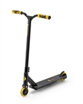 slamm,classic,black,yellow,v8,complete,scooter