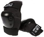 187,elbow,pads,pro,protection,black,derby