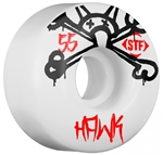bones,wheels,stf,55mm,v4,skateboard,hawk,chavo
