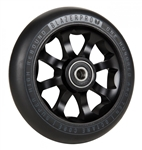 blazer,wheel,110mm,black,scooter