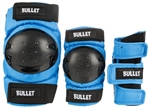 bullet,junior,triple,padset,protection,blue