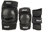 bullet,combo,deluxe,padset,osfa,black