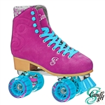 candi,girl,roller,skates,carlin,berry,disco