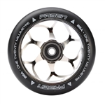 fasen,scooter,wheel,120mm,chrome