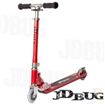 jd,bug,street,scooter,recreational,red,original