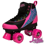 Luscious Skates : Disco Diva retro quad