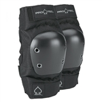pro,tec,elbow,pads,protection,adult,black,derby