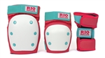 rio,roller,triple,pad,set,safety,protection