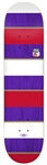 real,skateboard,deck,stripes,walker,8.38,red,gold