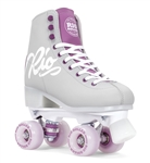sfr,rio,script,roller,skates,grey,purple,disco