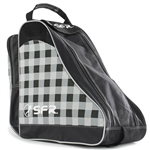 sfr,skate,bag,black,chequered,retro