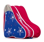 sfr,skate,bag,black,star,blue,red,roller,ice