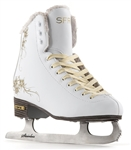 sfr,glitra,figure,ice,skate,beginner,white