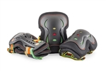 SFR,Junior,triple,pads,rasta,protection