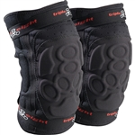 triple,eight,knee,pads,exoskin,protection,black