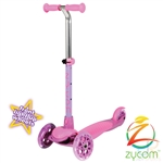 zycom,zing,scooter,recreational,3,wheels,light.up