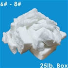 25 pound box of ceramic fiber