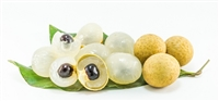 Longan is a wonderful and delicious tonic fruit used by the Chinese as a blood tonic, to nurture the heart, and to add luster and beauty to the skin. It is believed among the Chinese people that Longan is also a fantastic sex tonic.