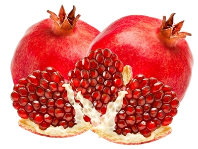 Pomegranate juice can act as a blood thinner and helps to remove plaque from the arteries that will help to minimize the risk of atherosclerosis.