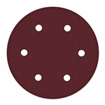 Sanding Disc - 9 In - 80 Grit - 6 Holes - DP-2000F - 10 Pack - ALEKO