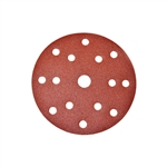 ALEKO® 14SD05H 5 Pieces Sandpaper Discs With 15 Holes 15 cm (Choose your grit)